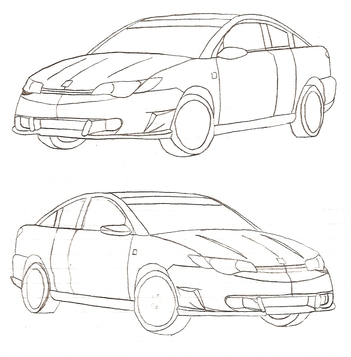 1211x1232 line drawings of the ion redline