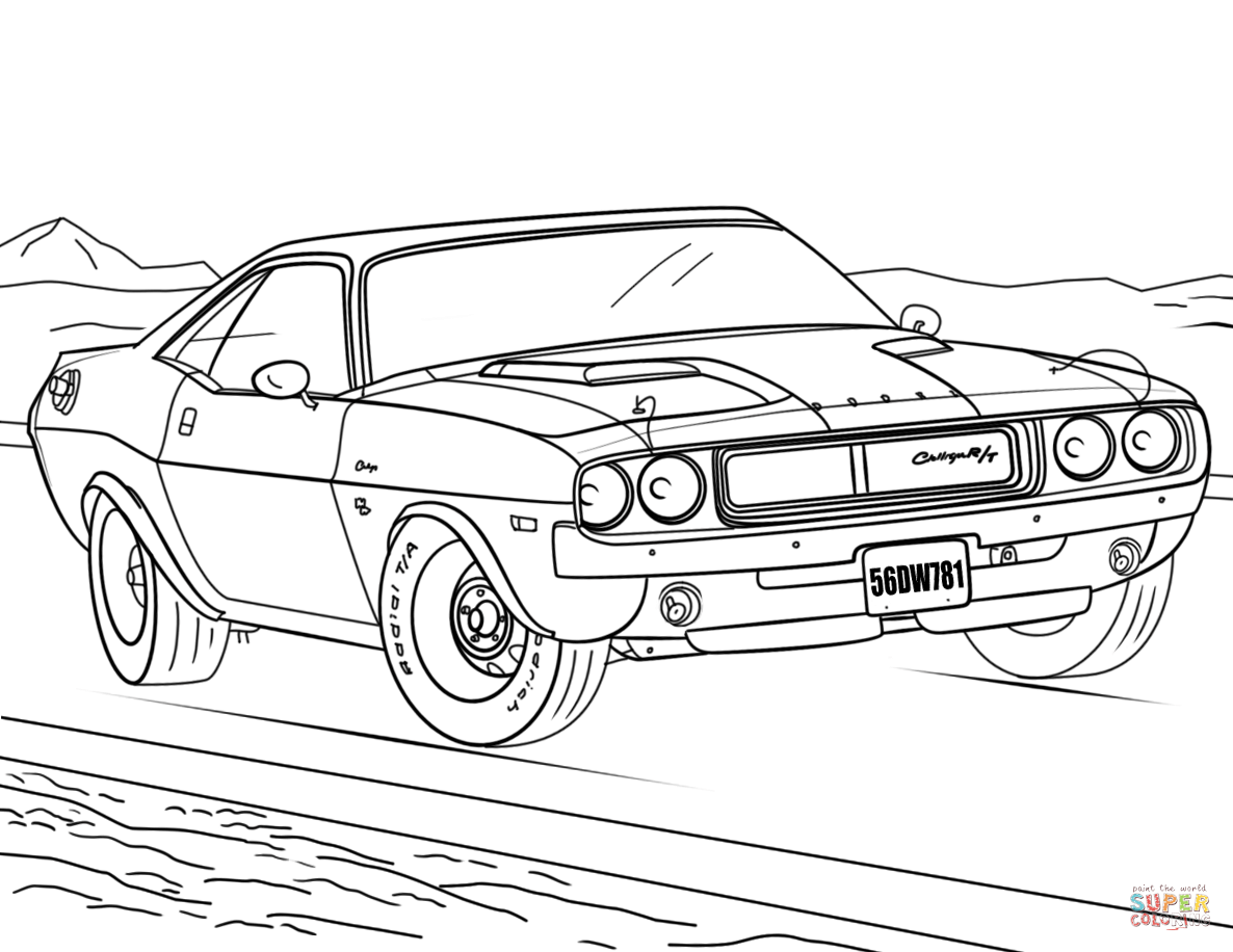 Challenger drawing at getdrawings free for personal use