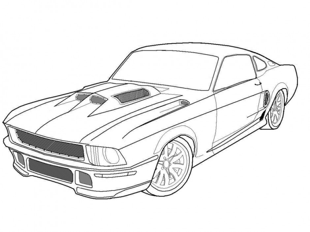 1024x768 camaro coloring pages