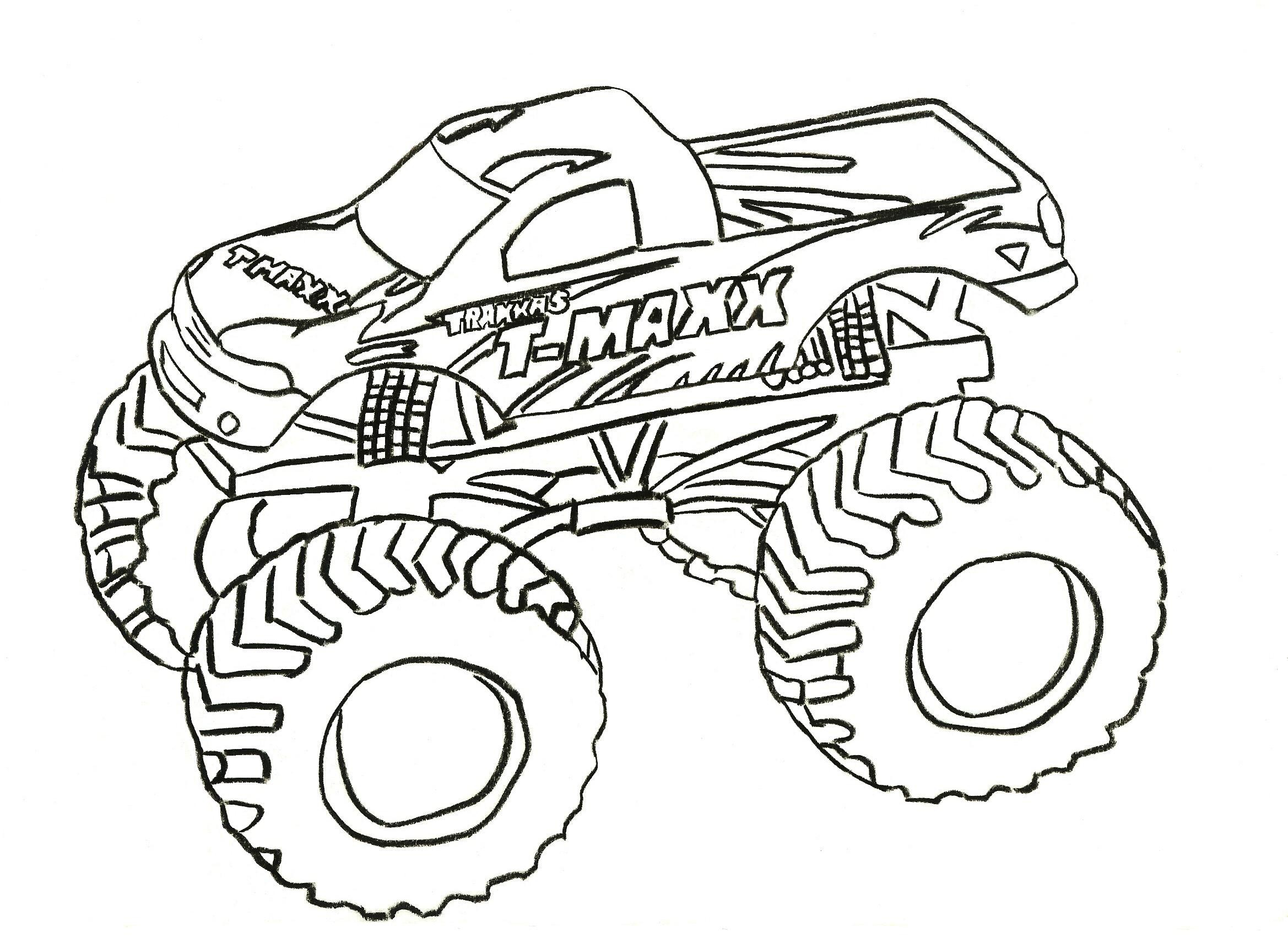 2338x1700 chevy truck coloring pages free draw to color