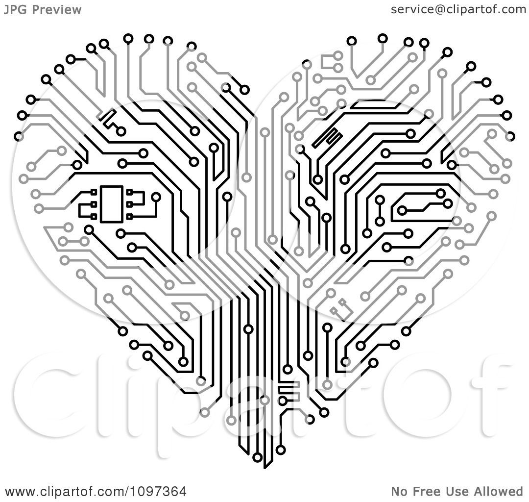 Circuit board drawing at getdrawings free for personal use