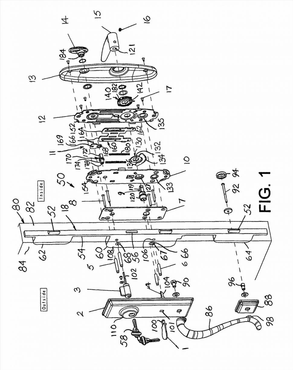 970x1226 door locks door lock mechanism diagram door lockss