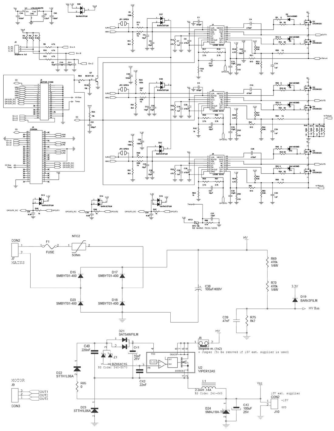 1100x1420 inverter design wiring diagram ponents
