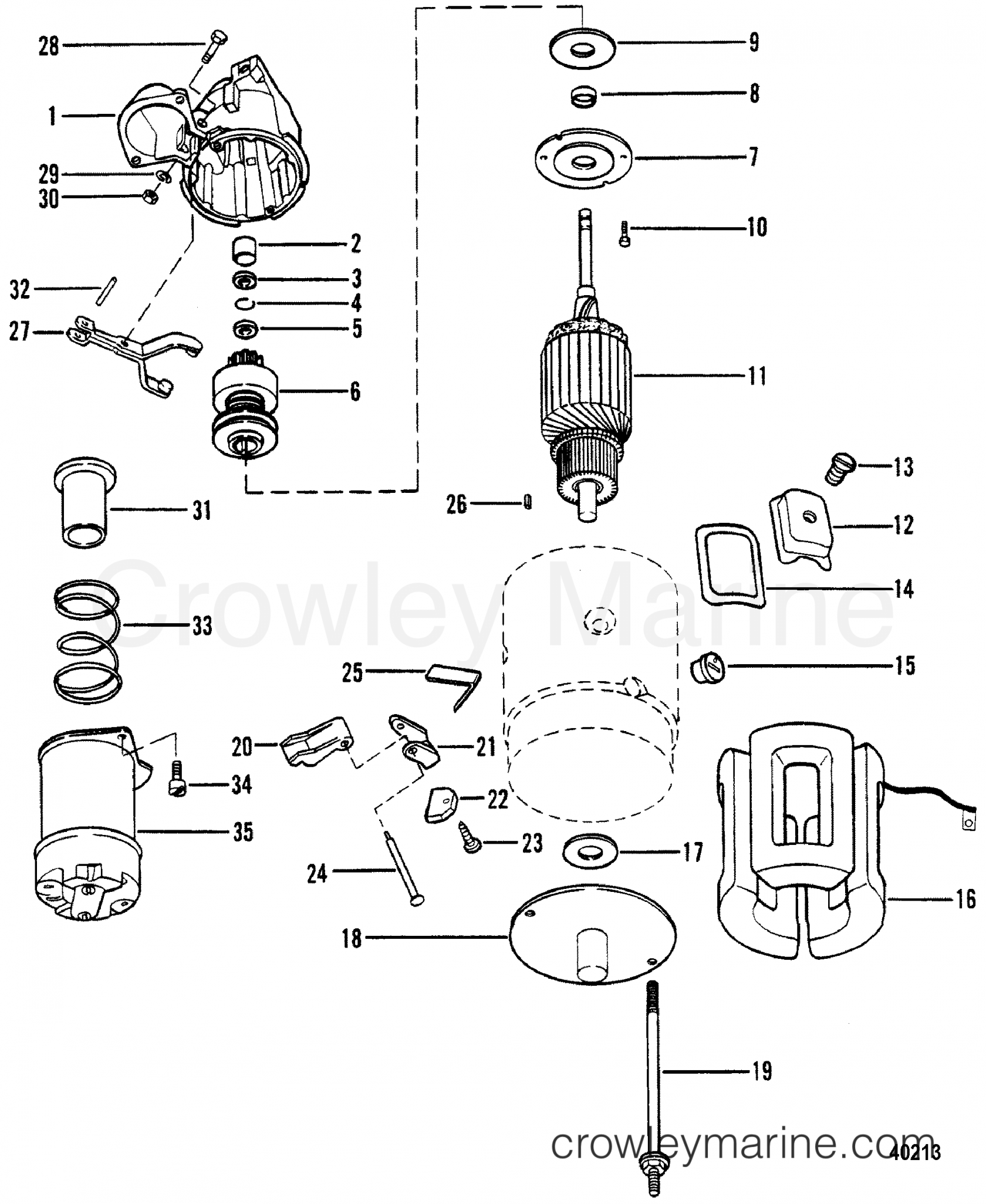 Electric motor drawing at getdrawings free for personal use