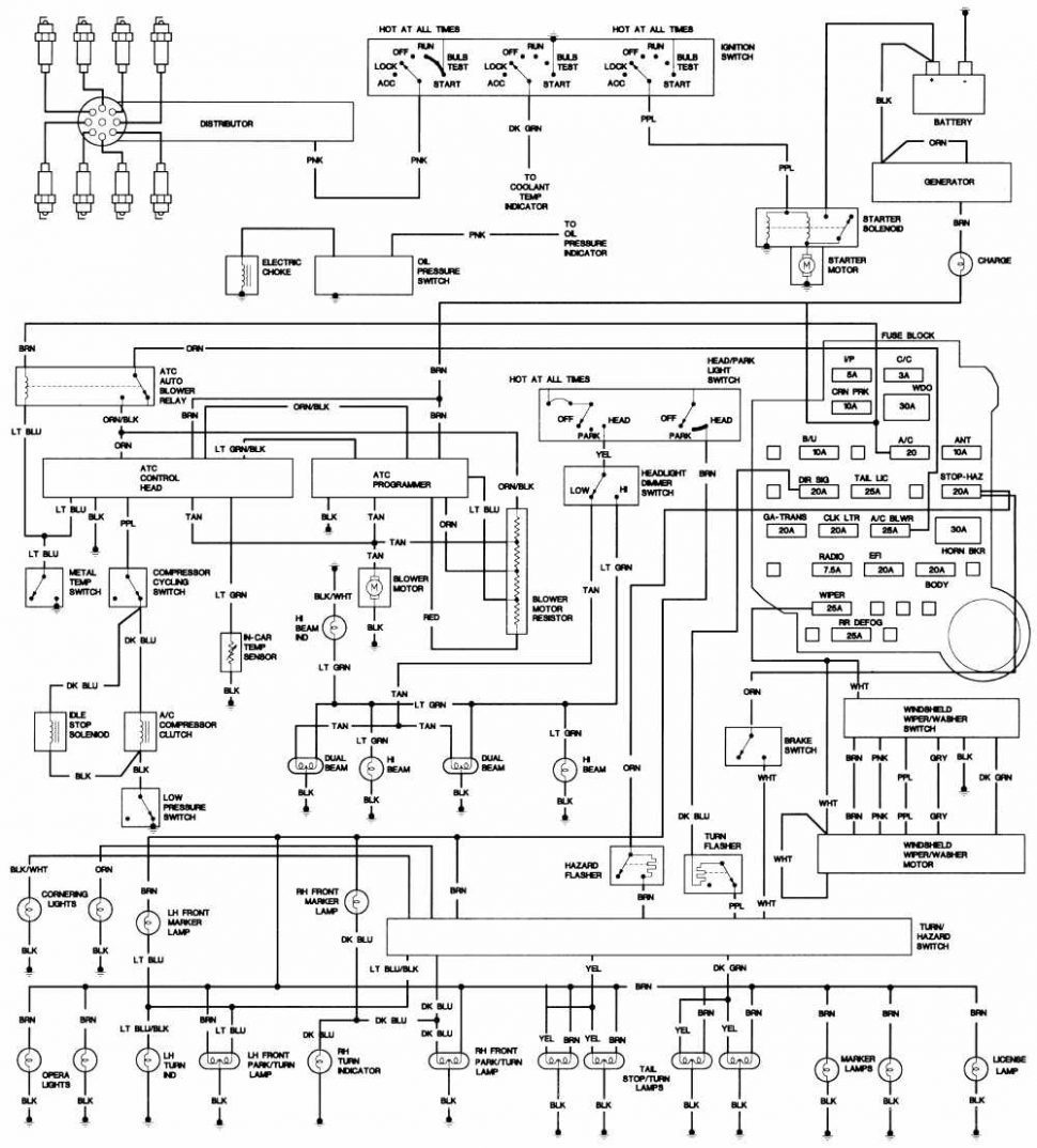 970x1074 hvac drawing general electric refrigerator wiring diagrams