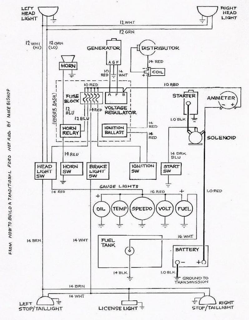 798x1024 automotive wiring diagram of wiring diagram basic wiring