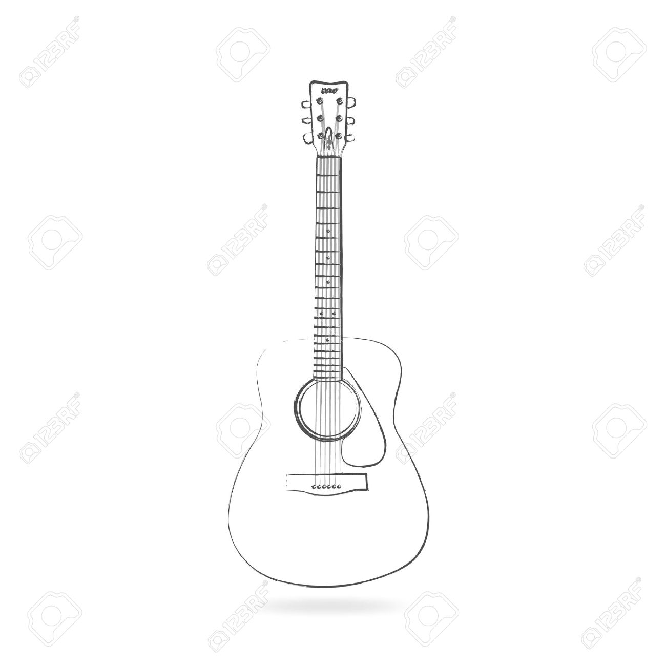 Guitar neck drawing at getdrawings free for personal use guitar neck drawing 15 guitar neck drawing