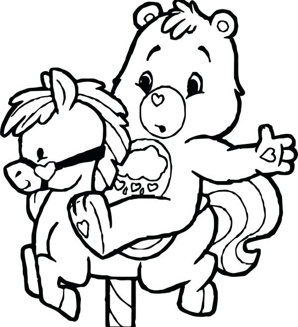 gummy bear coloring page # 51