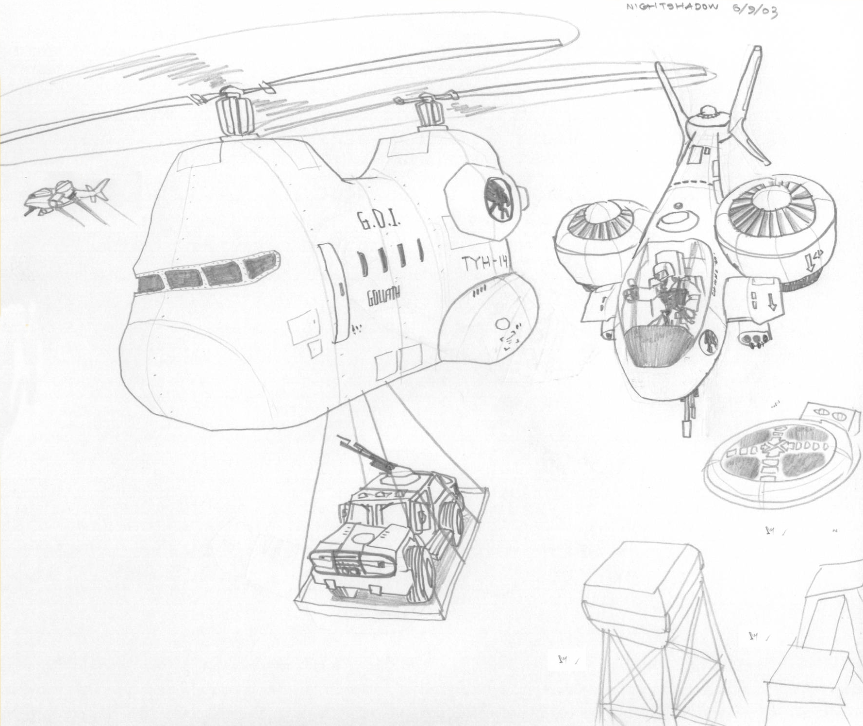 1778x1495 chopper carrying humvee by nightshadow02 on deviantart