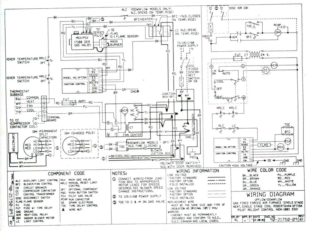 1043x773 white rodgers furnace control board wiring diagram electrical heat
