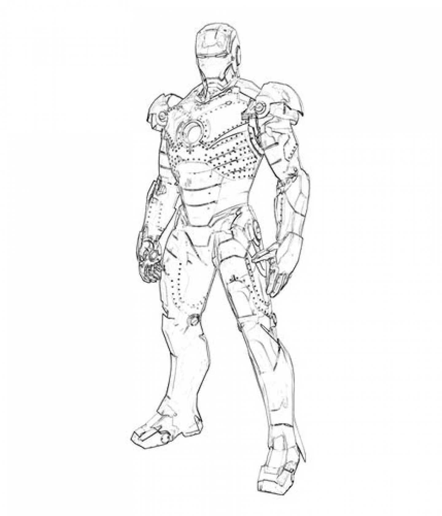 Iron Man 3 Coloring Pages Free Coloring Pages Download