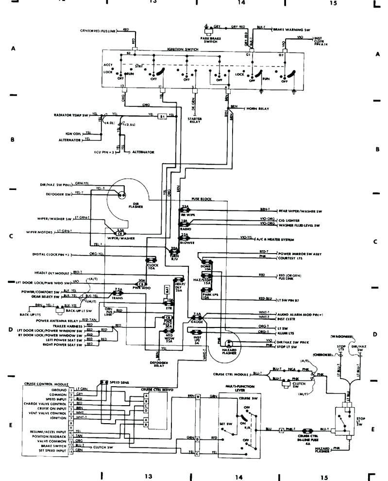 799x990 diagram jeep wrangler yj wiring diagram