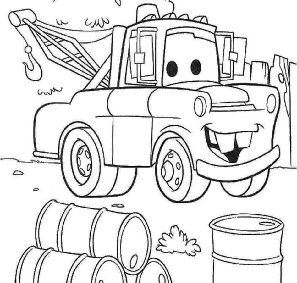 Lightening Mcqueen Coloring Page Free Coloring Pages Download ...