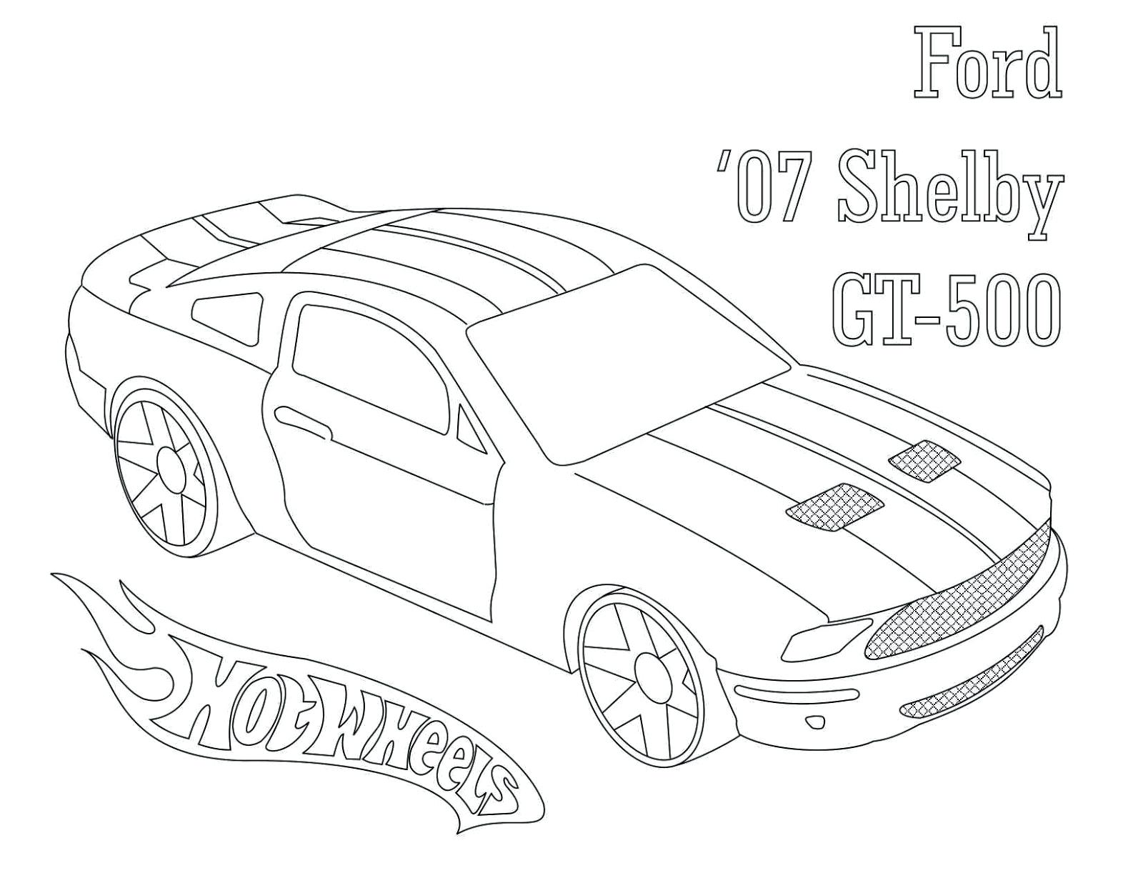 1600x1236 coloring ford gt coloring pages mustang free draw to color ford