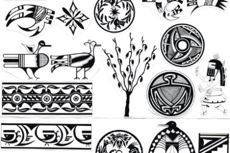 New Mexico Indian Symbols Full Hd Maps Locations Another World