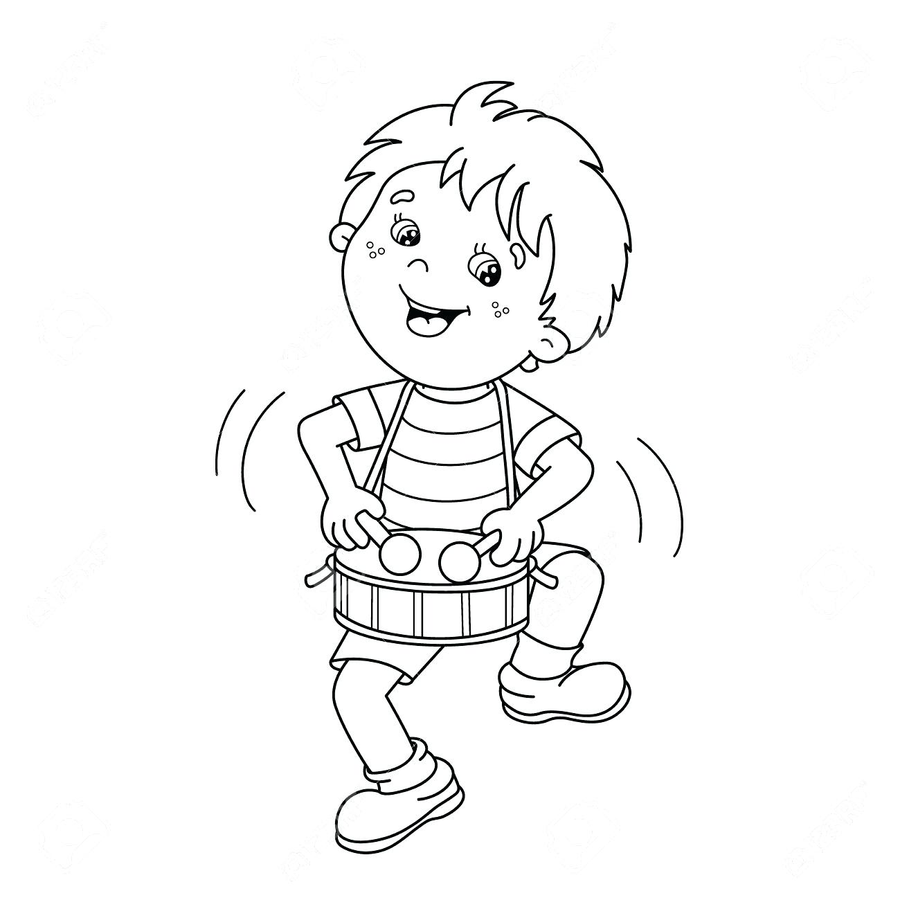 Person Outline Coloring Page Free Coloring Pages Download | Xsibe ...