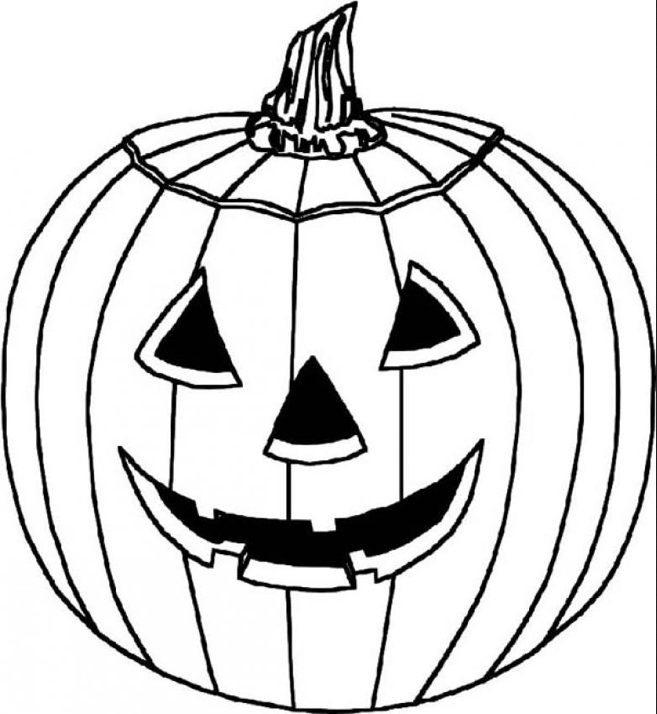 Cute Simple Pumpkin Carving Ideas
