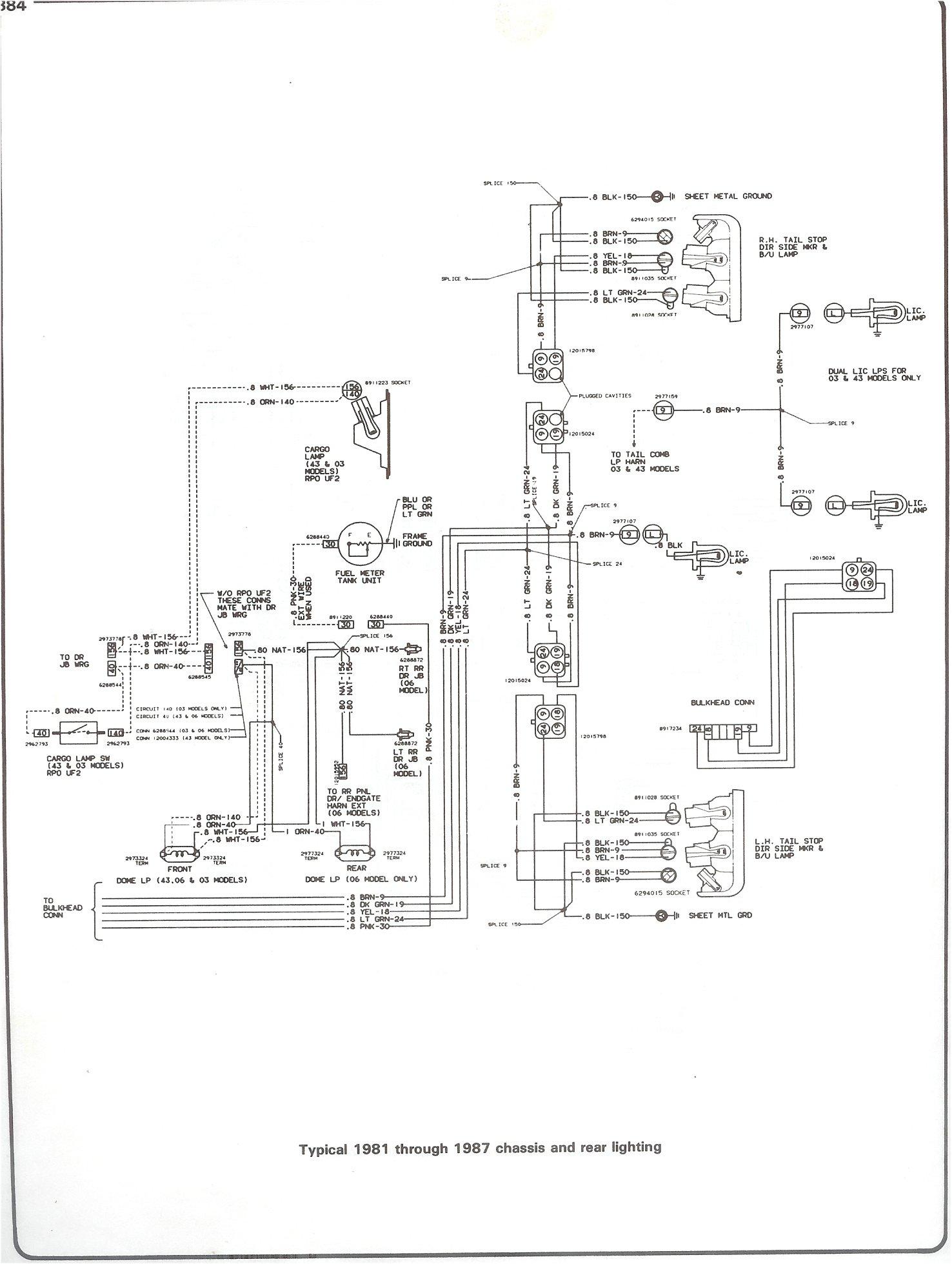 1476x1959 plete 73 87 wiring diagrams