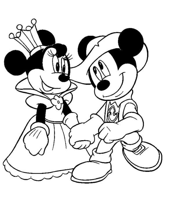 minnie mouse zeichnen # 75