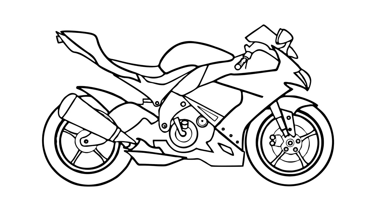 Old fashioned simplified motorcycle wiring diagram elaboration