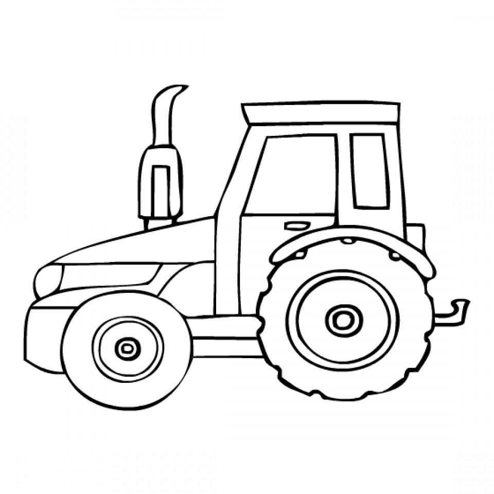 Vehicles Drawings Simple Line