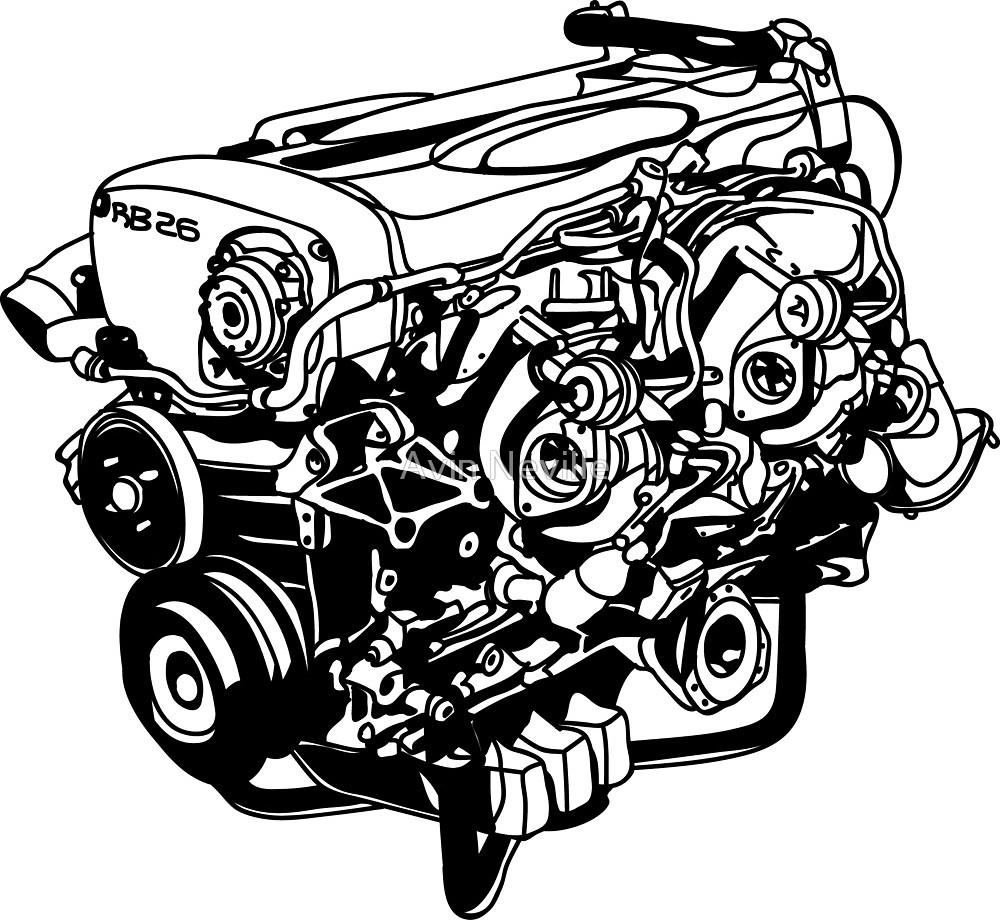 Stunning nissan gtr r34 engine diagram images best image wire