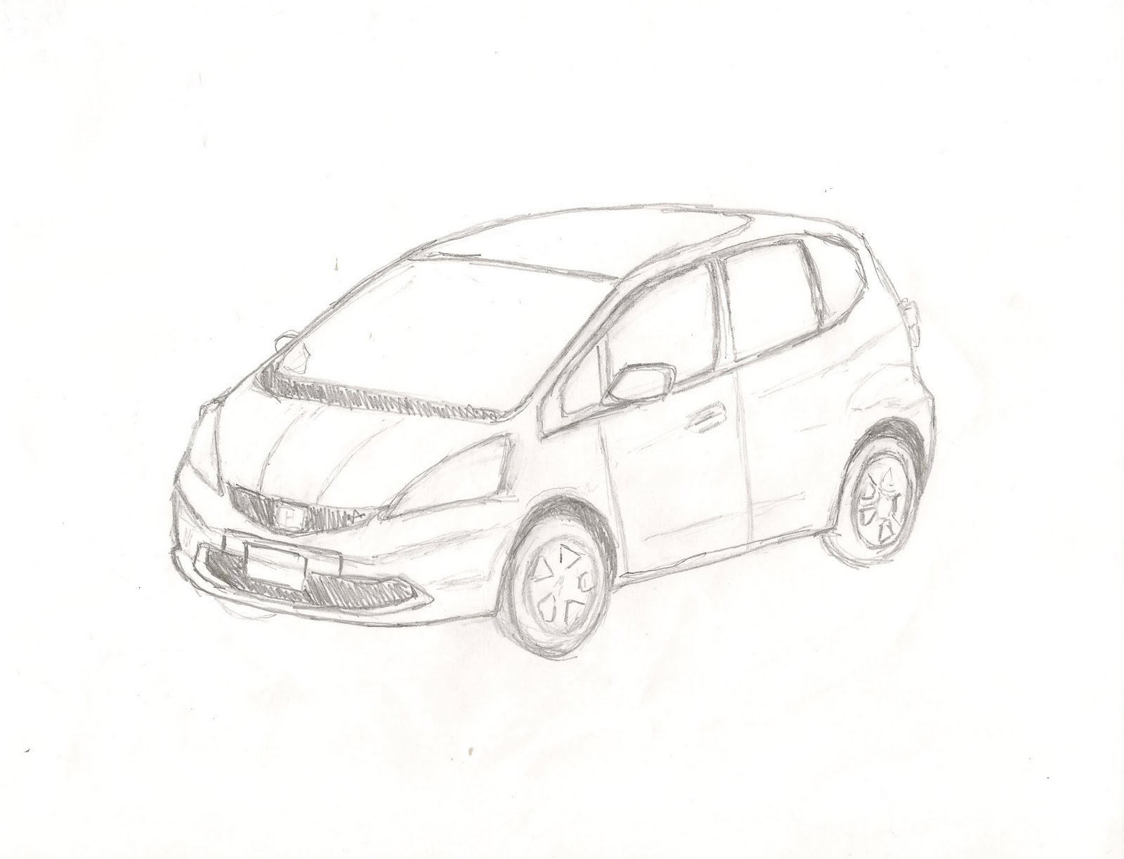 Simple car outline drawing stunning x car clipart black and white