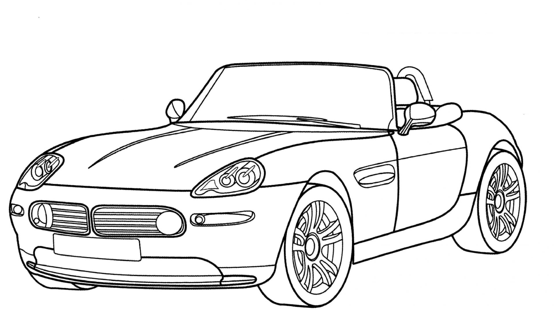 1920x1080 top gtr coloring pages nissan gt r page free p