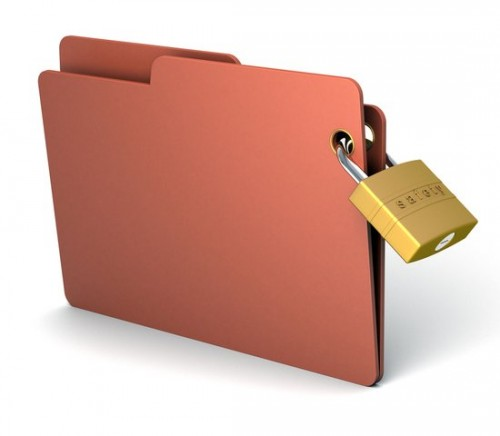 Folder Security Personal 41312