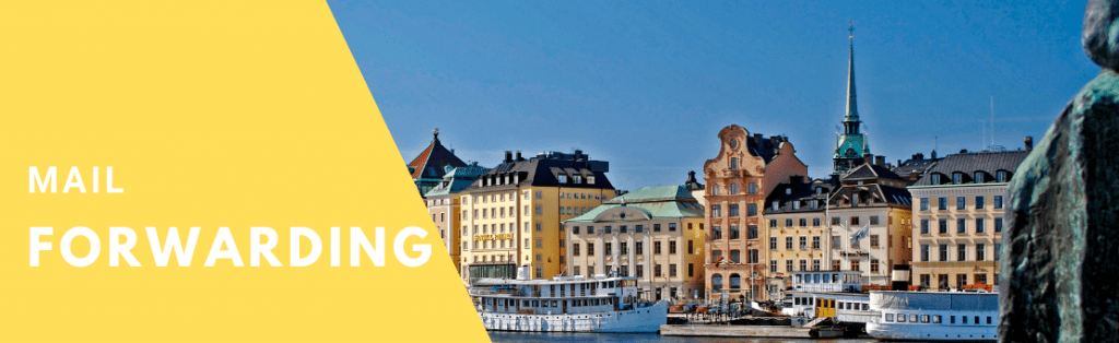 U.S Mail Forwarder To Sweden