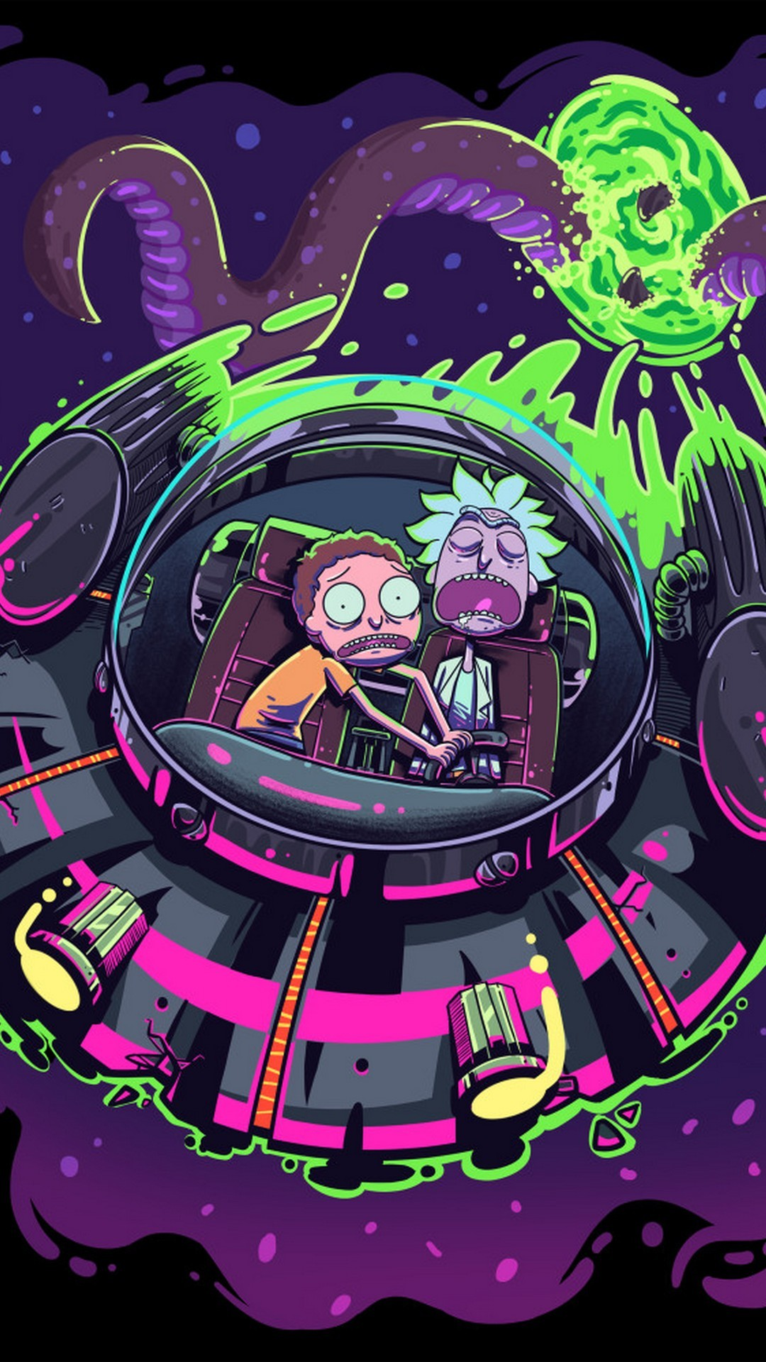 Rick and Morty Season 3 Wallpapers  87  images  1920x1080 Rick and Morty          Music  Council of Ricks