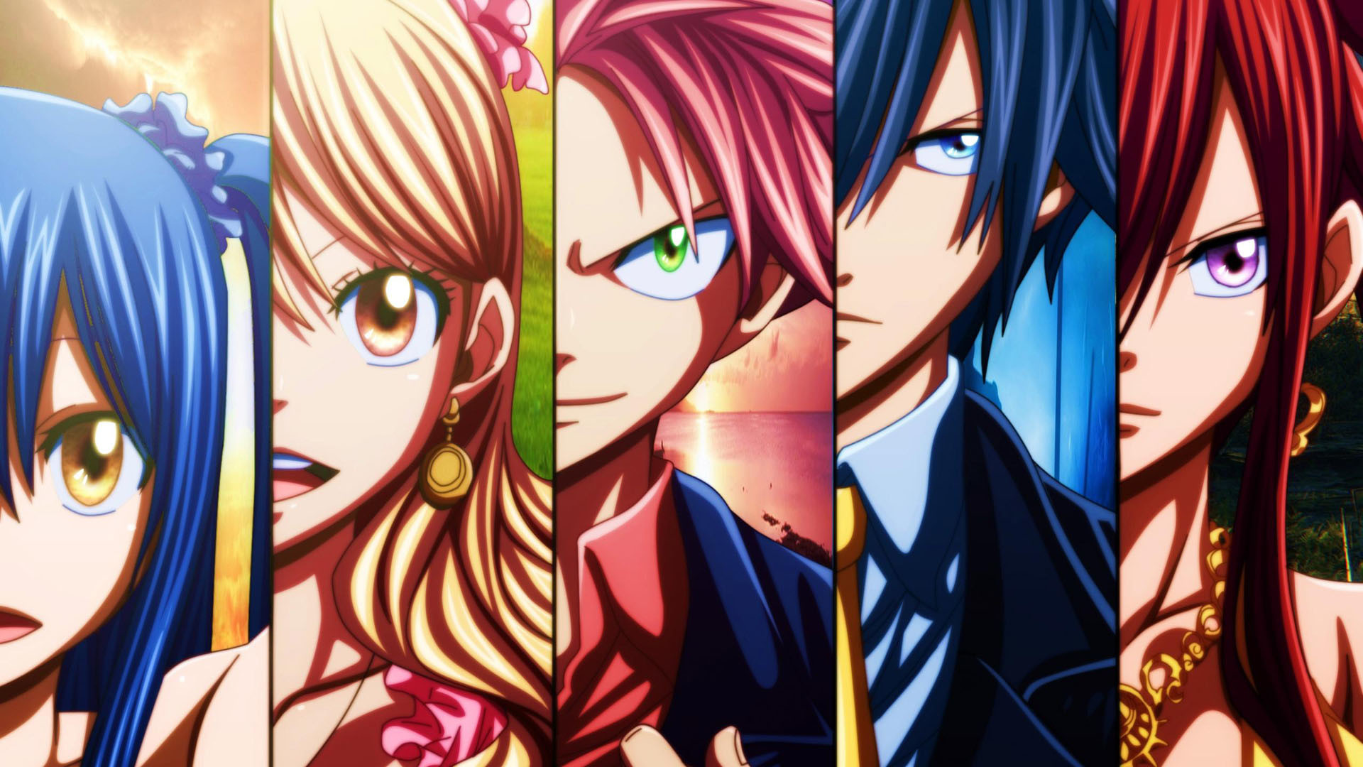Fairy Tail Wallpapers (81+ images)