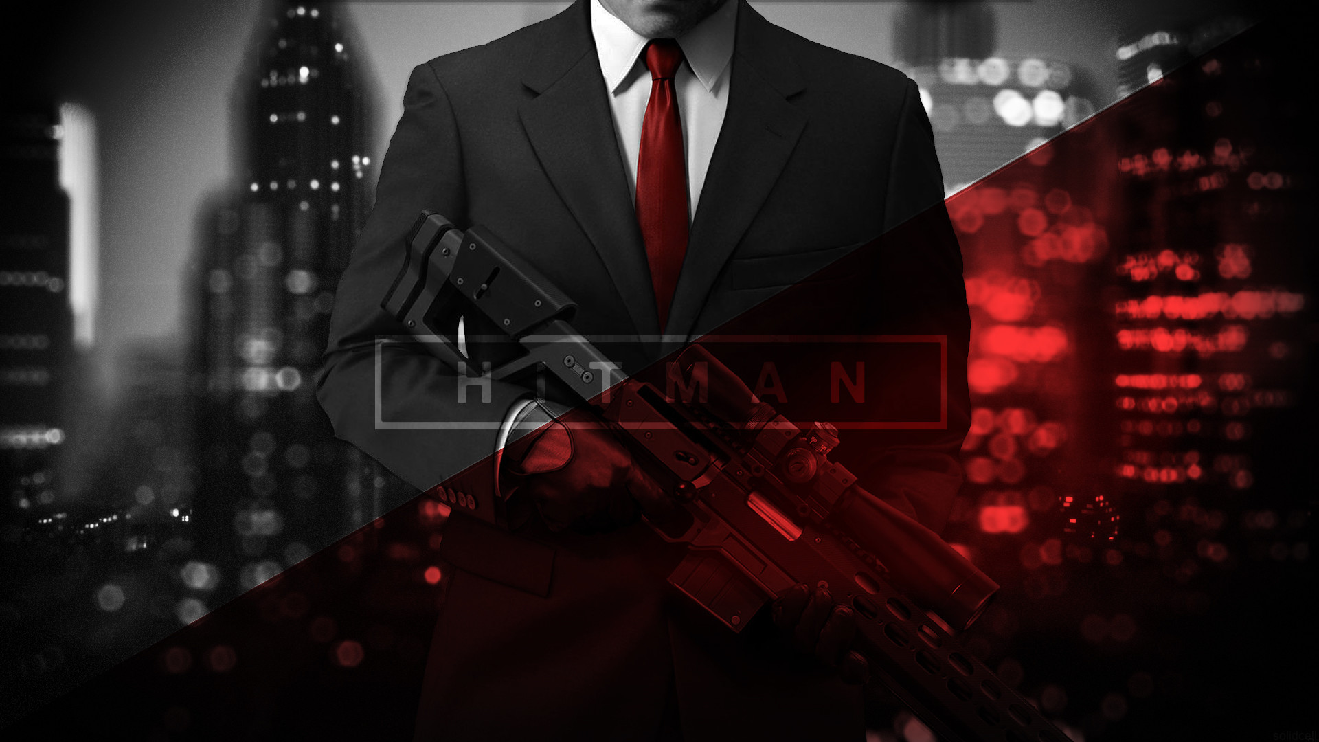 Hitman Hd Phone Wallpaper
