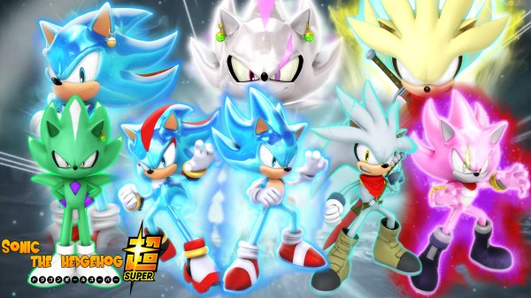 super sonic and hyper sonic in sonic 1 # 26