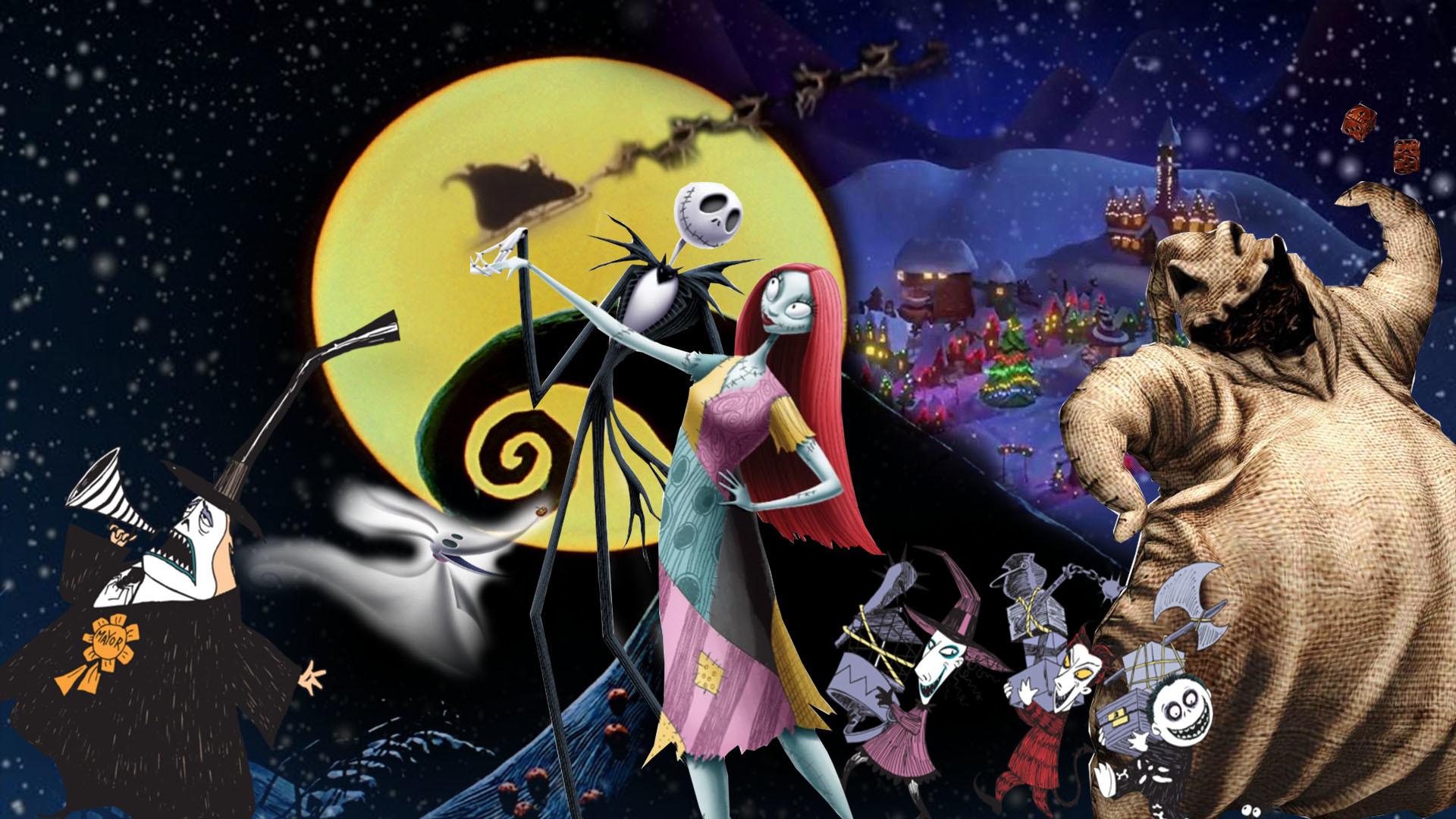 Nightmare Before Christmas Wallpaper 1080x1920