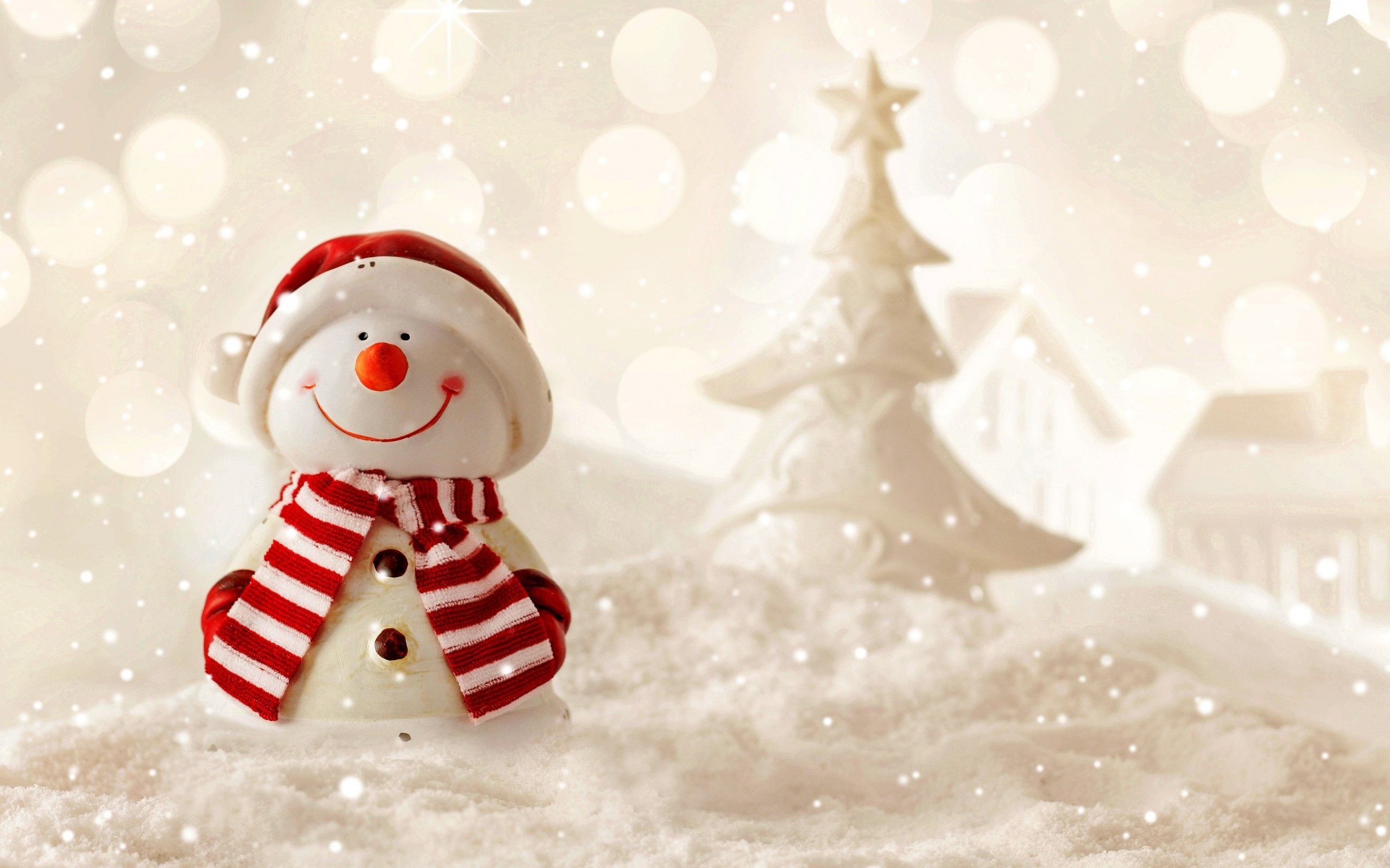 Cute Merry Christmas Wallpaper (64+ images)