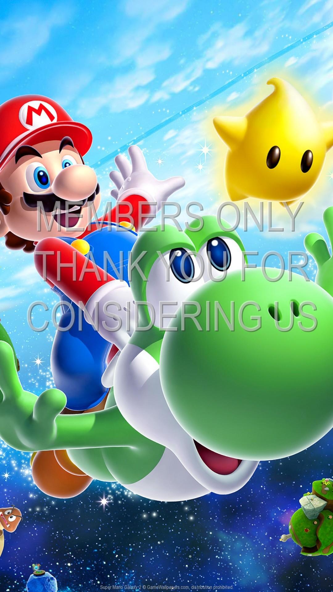 Super Mario 2019 Galaxy 3