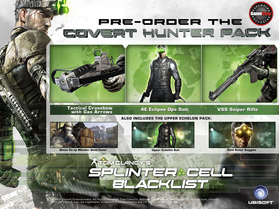 Order Splinter Bonus Cell Pre Blacklist