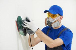 Penggiling untuk pemrosesan dinding