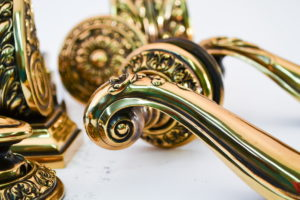 Педингтен жасалған алтын