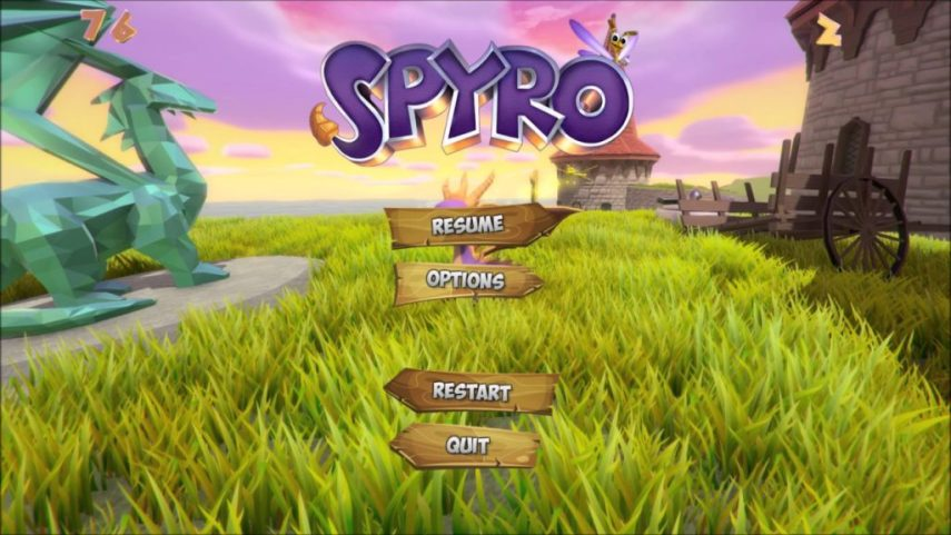 Spyro The Dragon Remastered Glides To The PS4   Gigamax Games Spyro The Dragon Trilogy  spyro on playstation 4  remaster  remastered games   classic