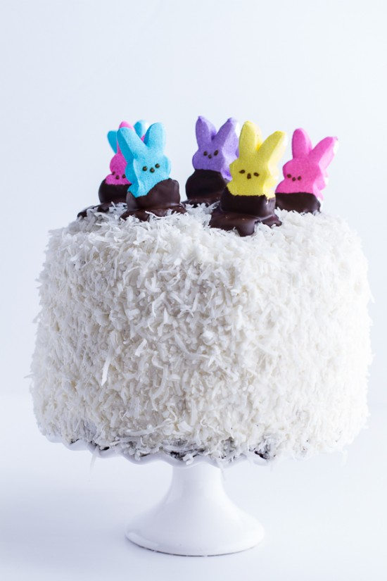 Easter Coconut Cakes Ideas