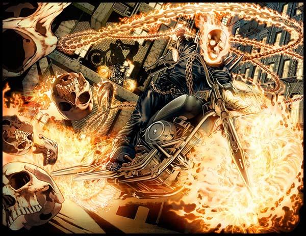 Ghost Rider Historia