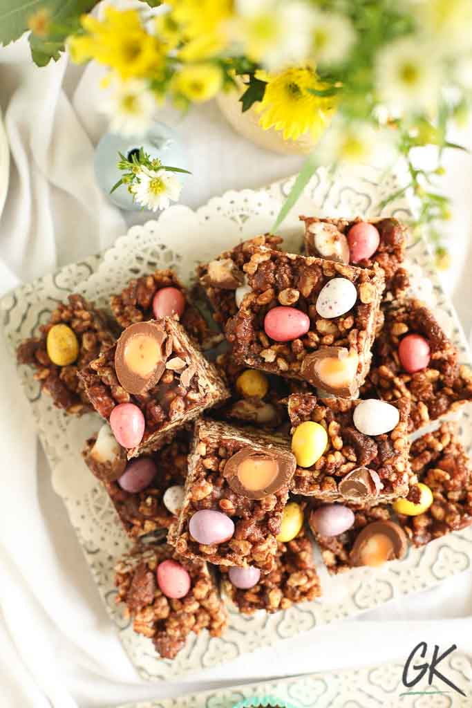 Easter Tray Bake Recipes