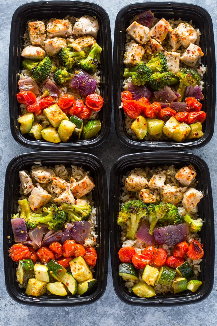 Fast And Easy Healthy Lunches