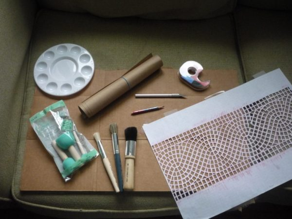 Подготовка инструмента