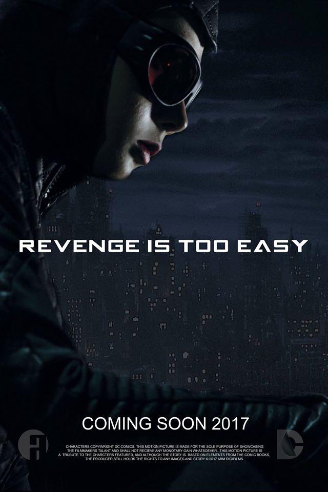 Catwoman: Retribution « Girls, Guns & Zombies!