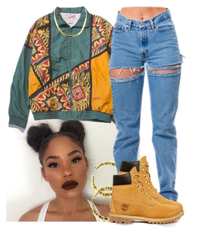 90s Cartoon Ghetto Tumblr Outfit