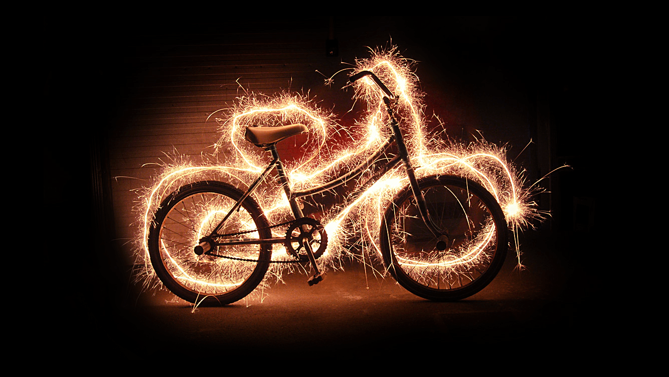 Creative Light Painting Ideas