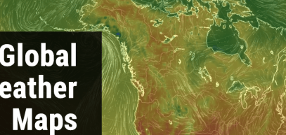 HD Decor Images » 7 Global Weather Maps Like You re on Cloud 9 Global weather maps
